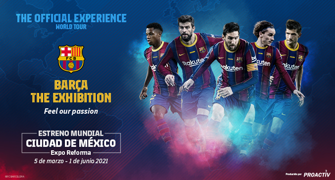 Barça The Exhibition