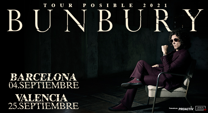 Bunbury Tour Posible 2021