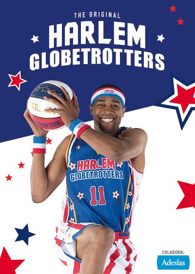 Harlem Globetrotters 2019