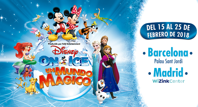 Disney on Ice 2018 - 03