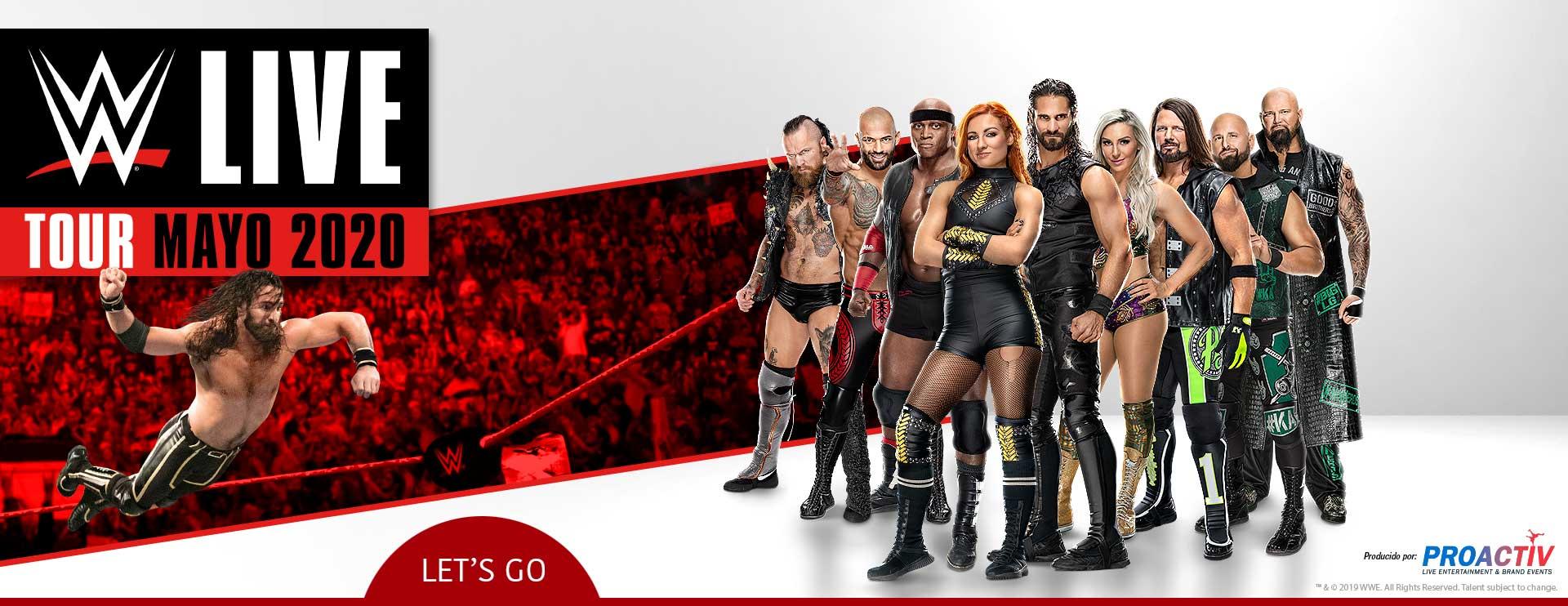 WWE 2020