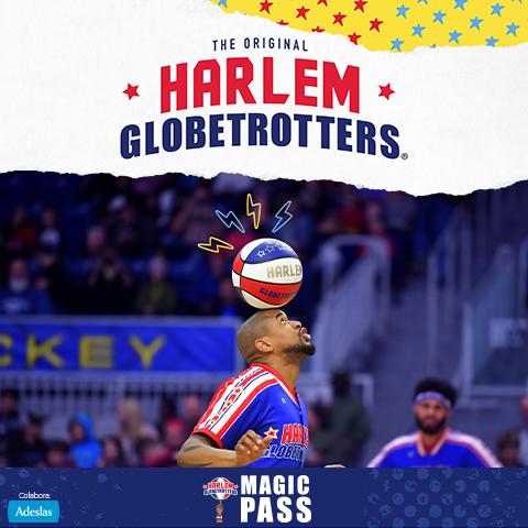 Harlem Globetrotters 2020