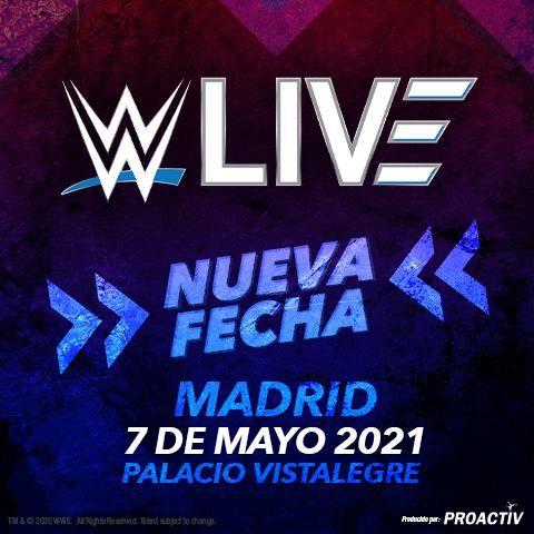 WWE 2021
