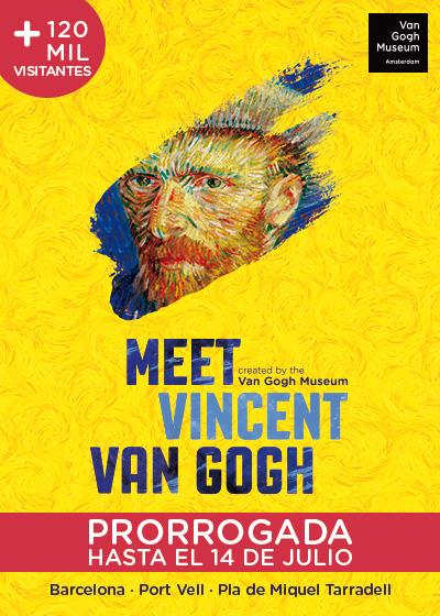 The Meet Vincent van Gogh Experience